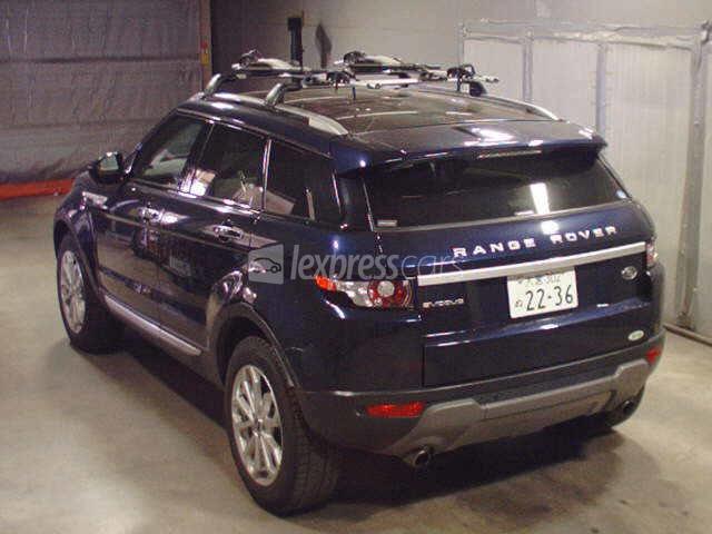 dealership second hand land rover range rover evoque 2014. Black Bedroom Furniture Sets. Home Design Ideas