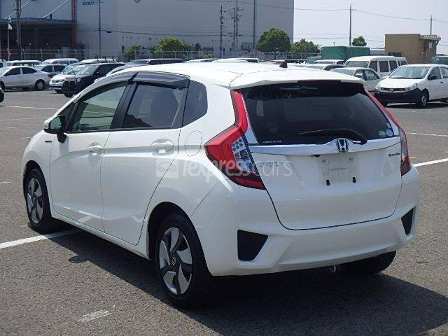 Dealership second hand honda fit 2014 for Certified used honda fit