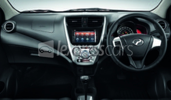 New Perodua Axia SE full