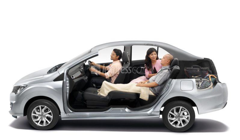 New Perodua Bezza Std G full