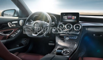 New Mercedes-Benz C180 full