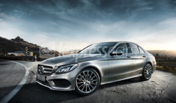 New Mercedes-Benz C180