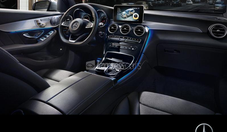 New Mercedes-Benz GLC full