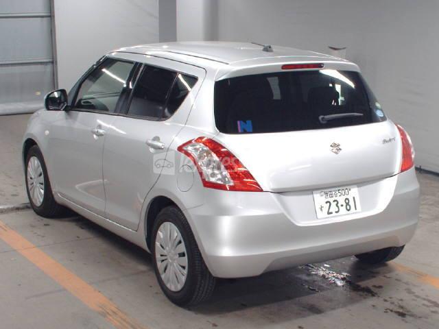 Dealership Second Hand Suzuki Swift 2015 - lexpresscars.mu