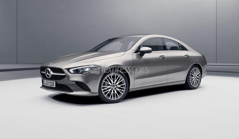 New Mercedes-Benz CLA-Class full