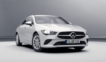New Mercedes-Benz CLA-Class