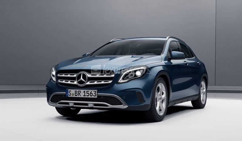 New Mercedes-Benz GLA-Class full