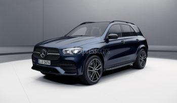 New Mercedes-Benz GLE-Class