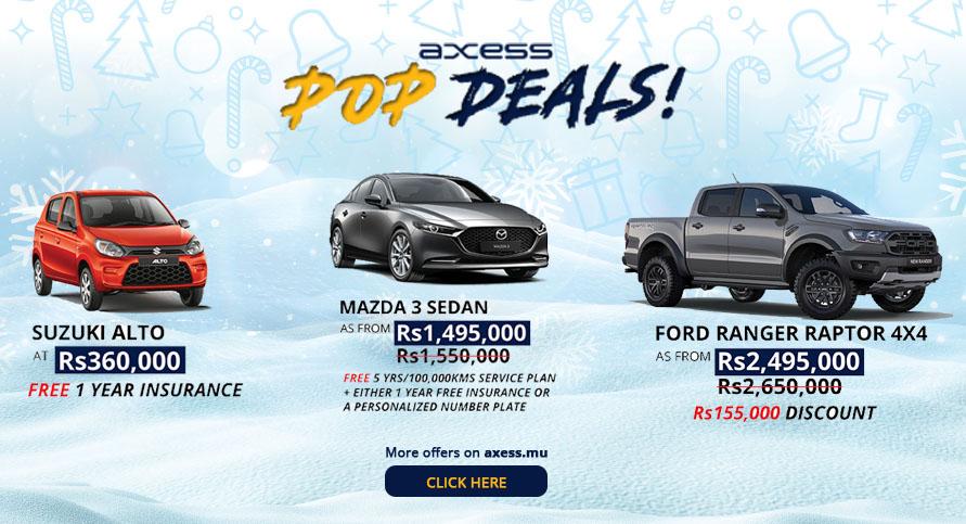 Axess-pop Deals - LexpressCars