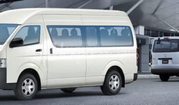 New Toyota HiAce full