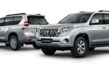New Toyota Land Cruiser Prado full