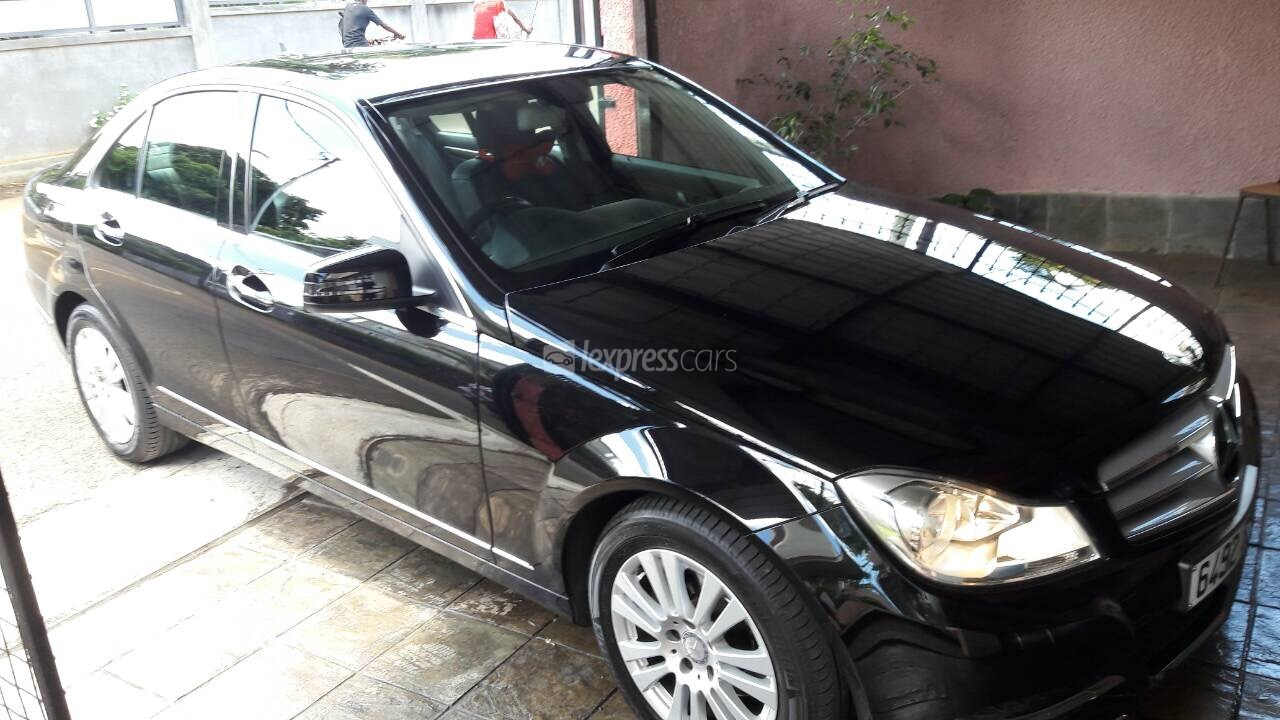 Second hand mercedes benz c180 2013 for 2nd hand mercedes benz