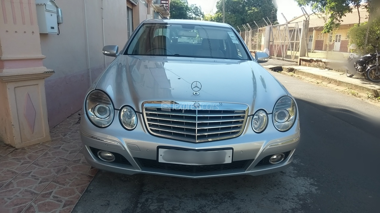 Second hand mercedes benz e class 2008 for 2nd hand mercedes benz