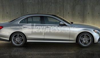 New Mercedes-Benz E-Class full