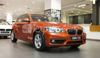New BMW 118i full