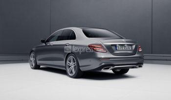 New Mercedes-Benz E-Class Sedan full