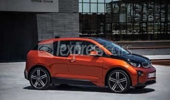 New BMW i3 full