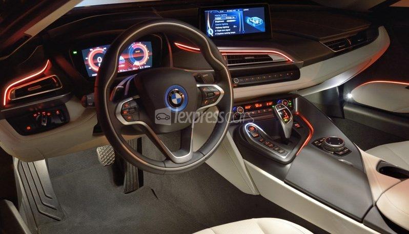 New BMW i8 full