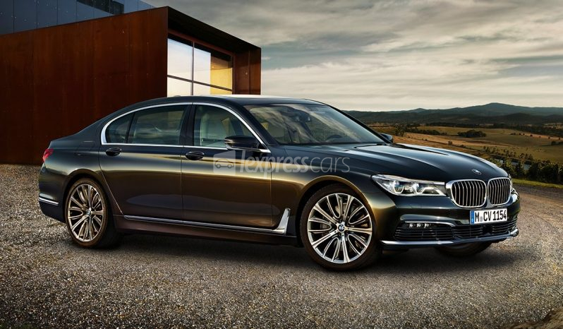 New BMW 7 Series full