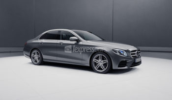 New Mercedes-Benz E-Class Sedan