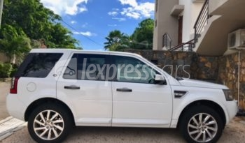 Second Hand Land Rover LR2 2013 full