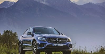 Mercedes-Benz GLC 250 Coupé (C253), Press Test Drive Turin 2016