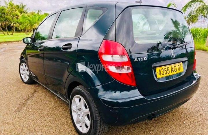 Second-Hand Mercedes-Benz A150 2007 full