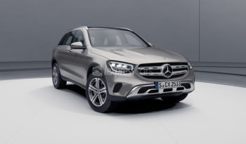New Mercedes-Benz GLC SUV full