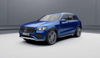 New Mercedes-Benz GLC SUV_5