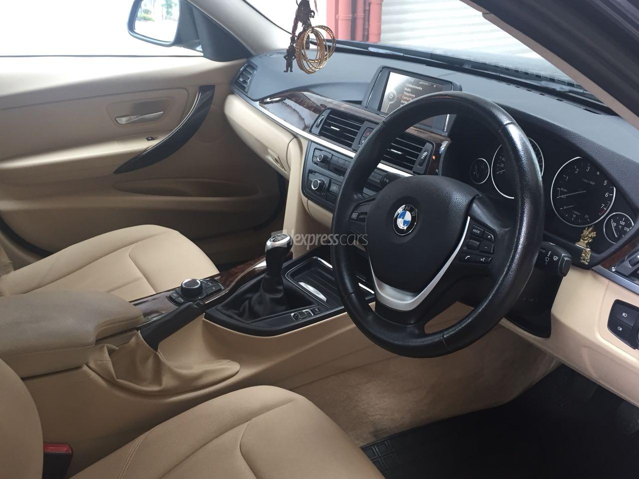 SecondHand BMW I Lexpresscarsmu - Bmw 320i 2012