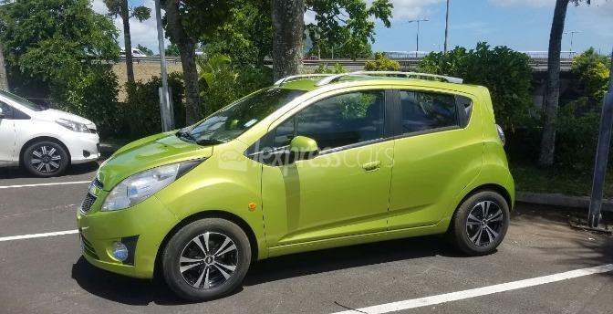 Second-Hand Chevrolet Spark 2011 - lexpresscars.mu