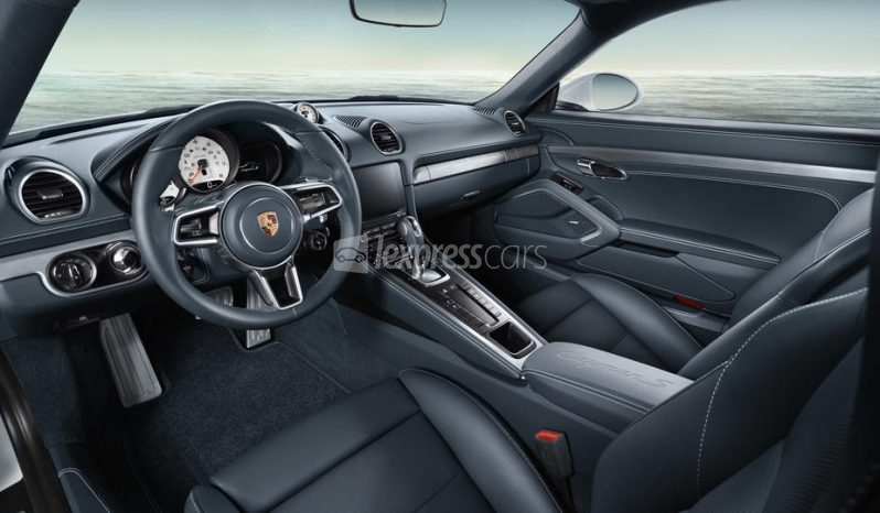 New Porsche 718 Cayman full