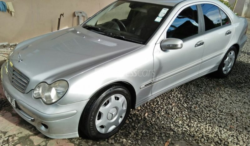 Second hand mercedes benz c220 2005 for 2nd hand mercedes benz
