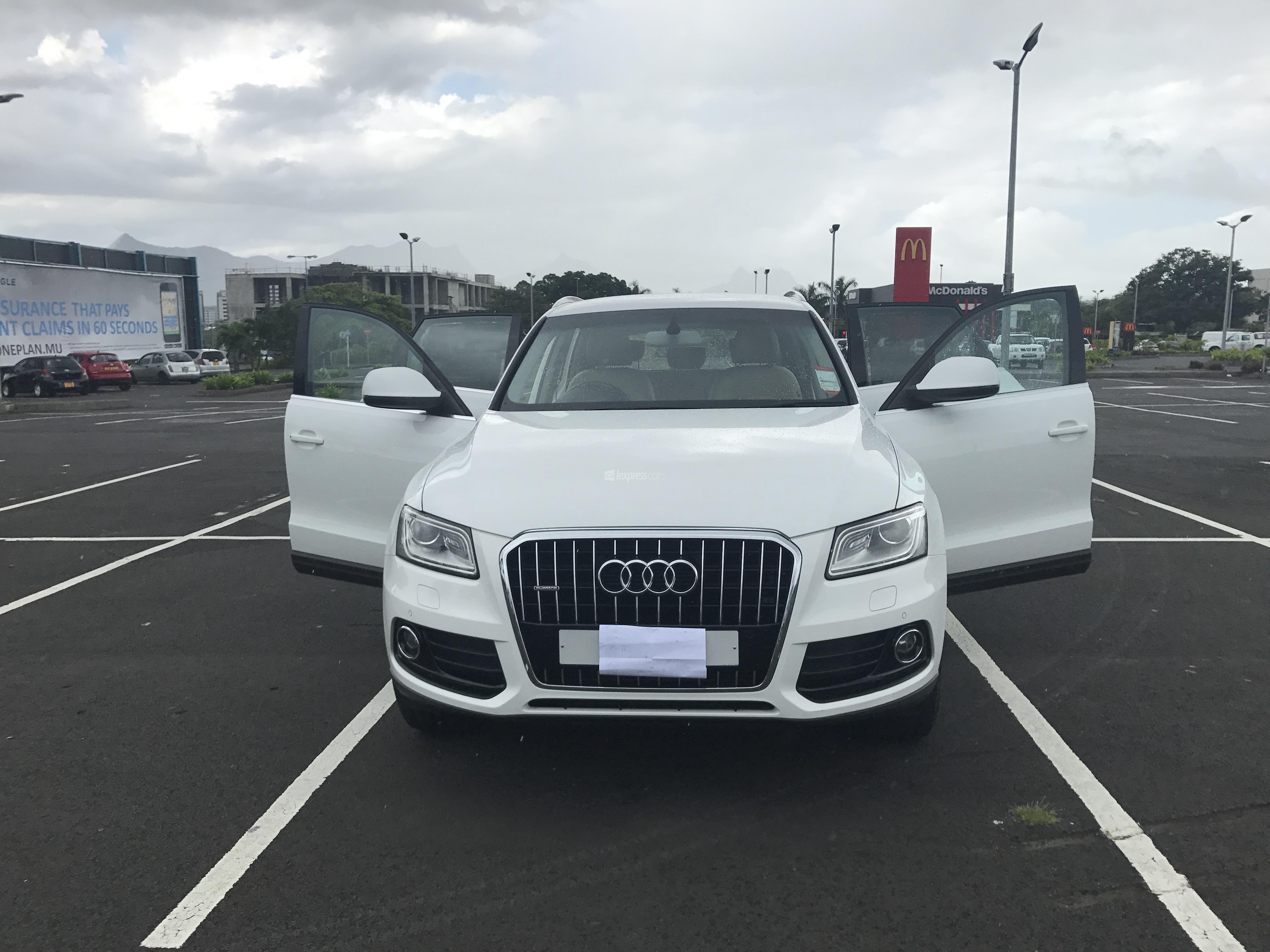 SecondHand Audi Q Lexpresscarsmu - Mcdonald audi