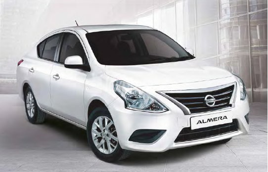 New Nissan Almera Lexpresscars Mu