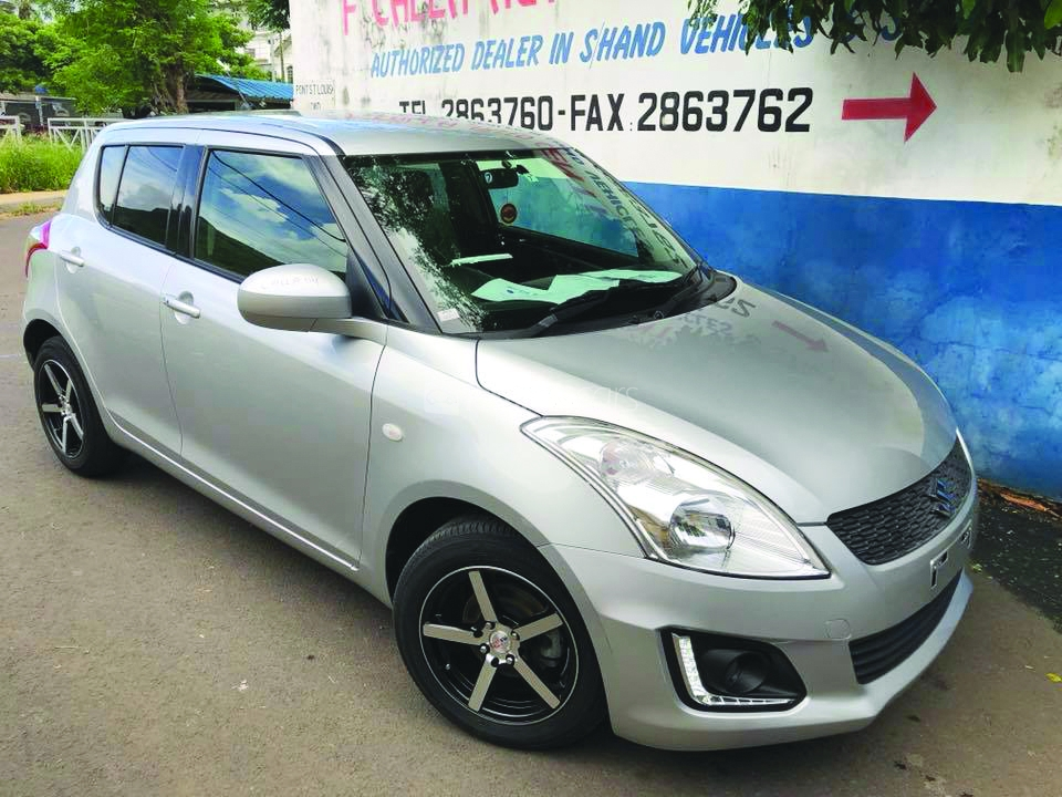 Second Hand Suzuki Swift Alloy Wheels