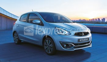 New Mitsubishi Mirage full