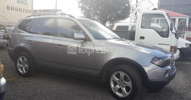 Second-Hand BMW X3 2007 full