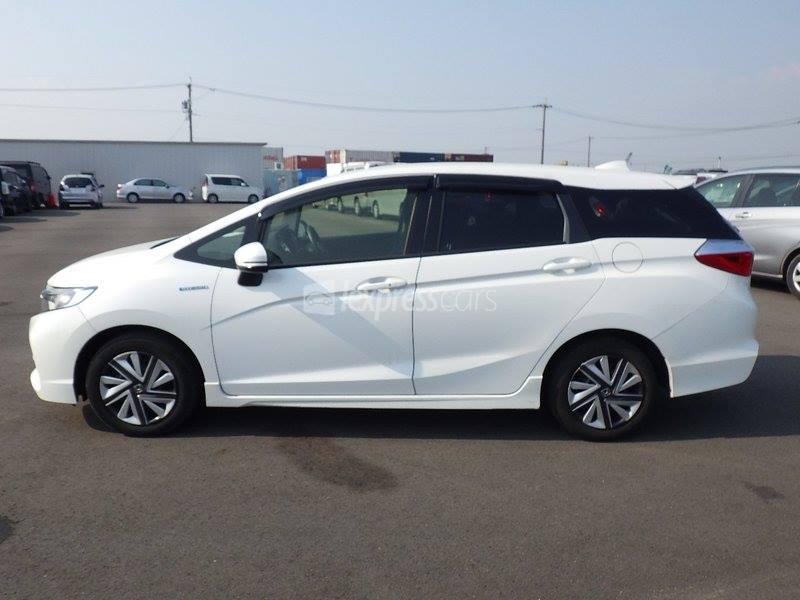 Second-Hand Honda Shuttle 2015 - lexpresscars.mu