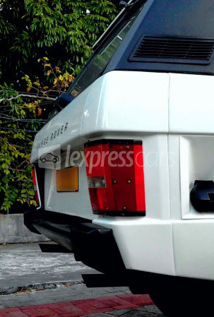 Second-Hand Land Rover Range Rover Classic 1993 full