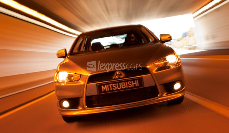 New Mitsubishi Lancer full