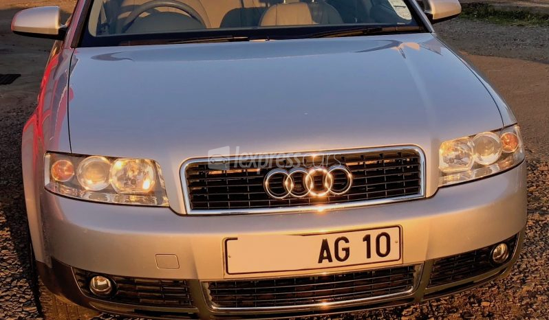 Second-Hand Audi A4 2010 full