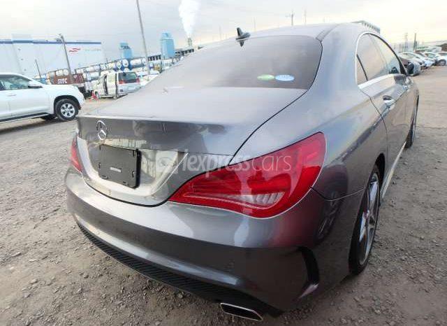 Dealership Second Hand Mercedes-Benz CLA180 2015 full