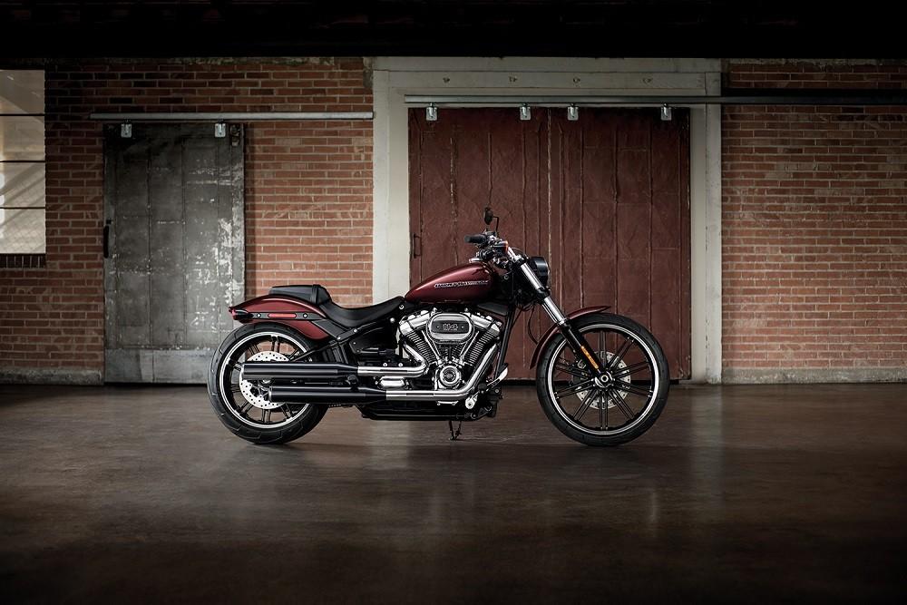 FLBR BREAKOUT Harley Davidson Lexpress Cars