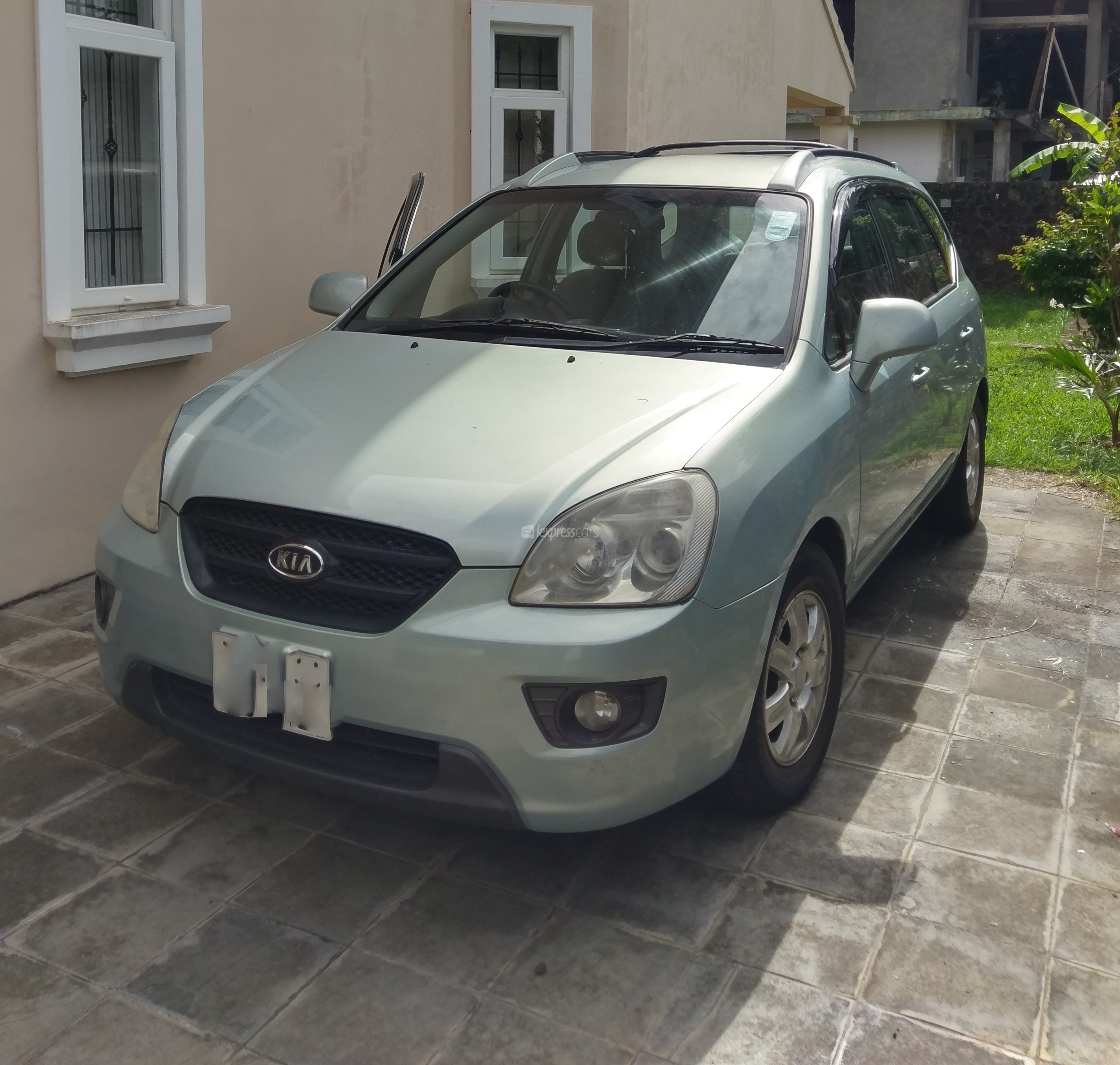 Second Hand Kia Carens 2008 Lexpresscars Mu