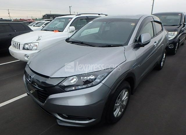 Dealership Second Hand Honda Vezel / HR-V 2015 full