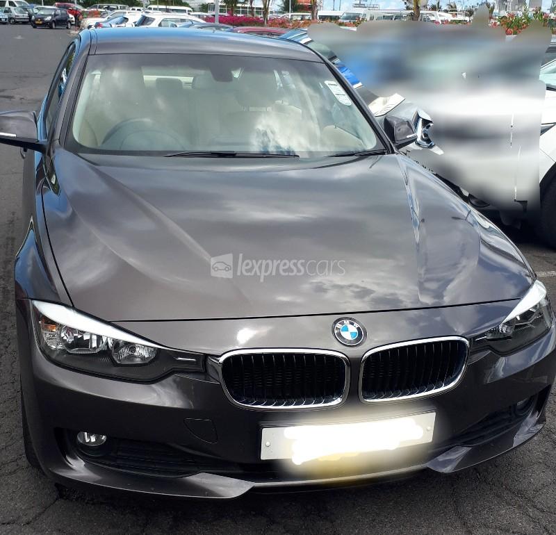Bmw 316i: Second-Hand BMW 316i 2013