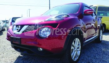 Dealership Second Hand Nissan Juke 2015