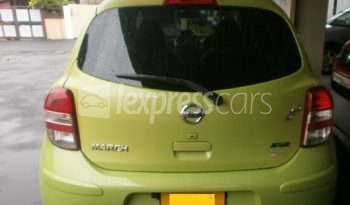Dealership Second Hand Nissan March 2012 full