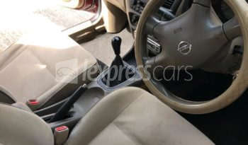 Second-Hand Nissan Sunny 2004 full
